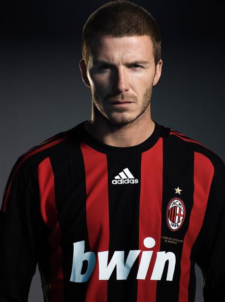 David Beckham, el rey de la precisión